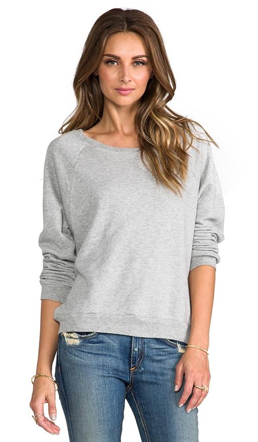 French Terry Raglan Sweatshirt