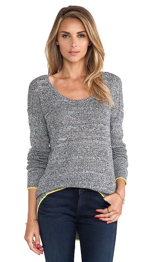 Angora Mesh Sweater