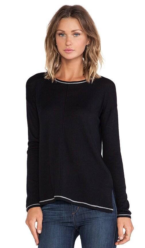 Side Slit Sweater