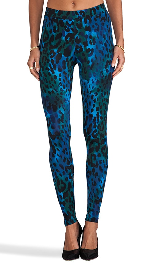 x Stephanie Printed Bengal Tiger Legging