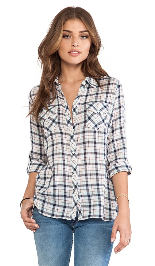 Two Pocket Button Down