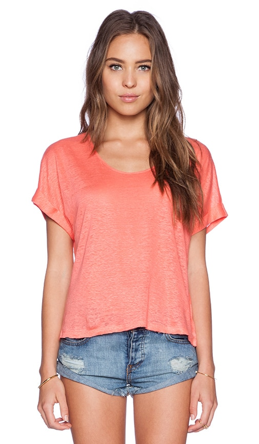 Short Sleeve Crop Tee