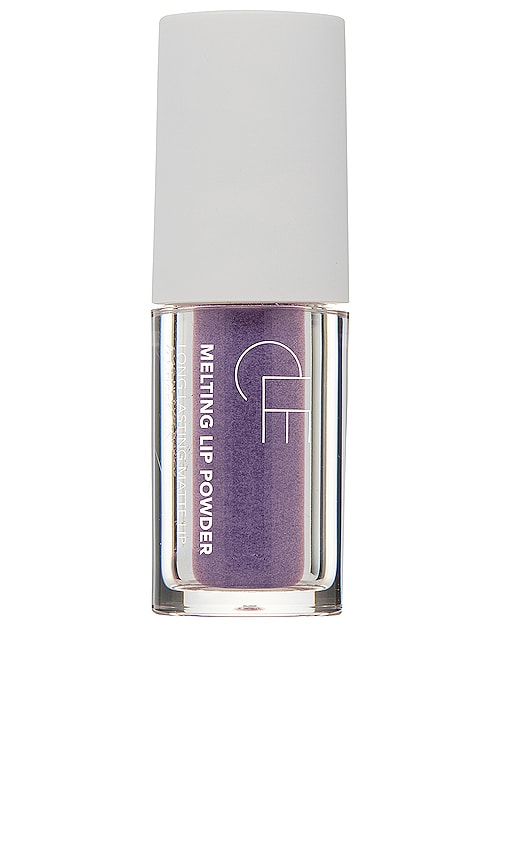 CLE COSMETICS Melting Lip Powder in Plum Medium