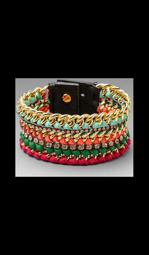 Camp Skye Woven Bracelet Wide