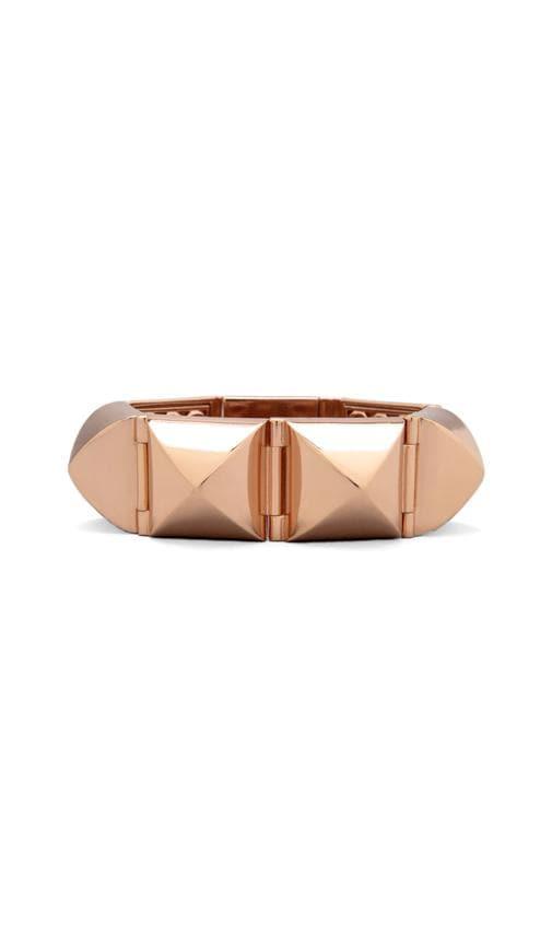 Stud Hinged Bracelet
