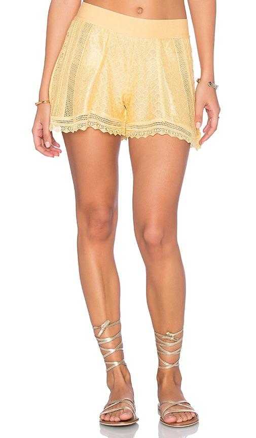 Yana Crochet Shorts