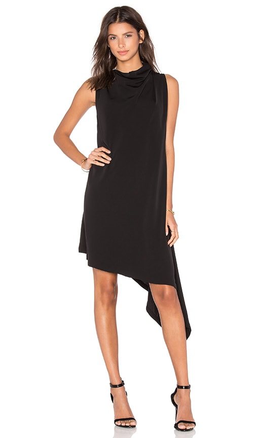 Acler Carling Dress in Black