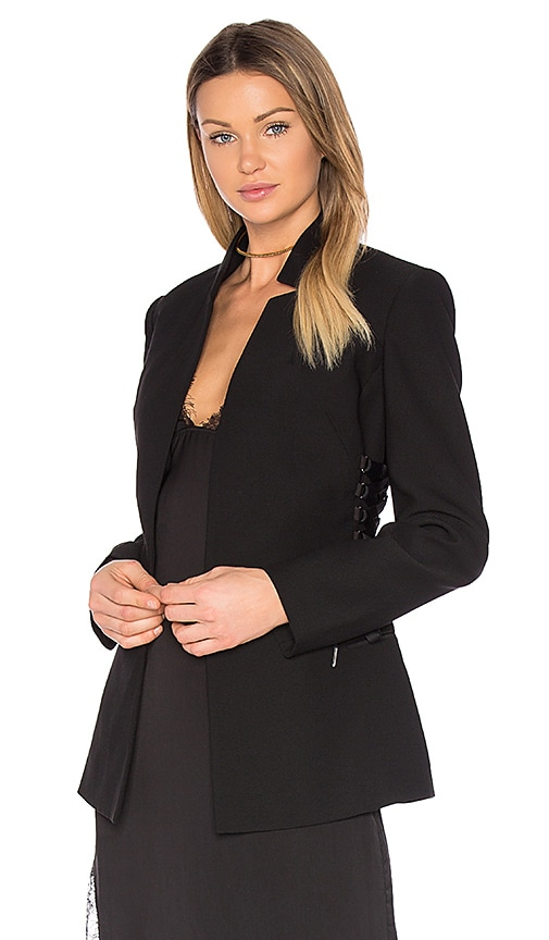 Acler Berman Blazer in Black