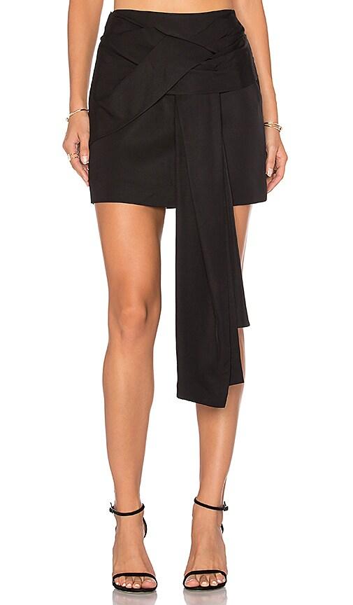 Acler Ambrose Skirt in Black