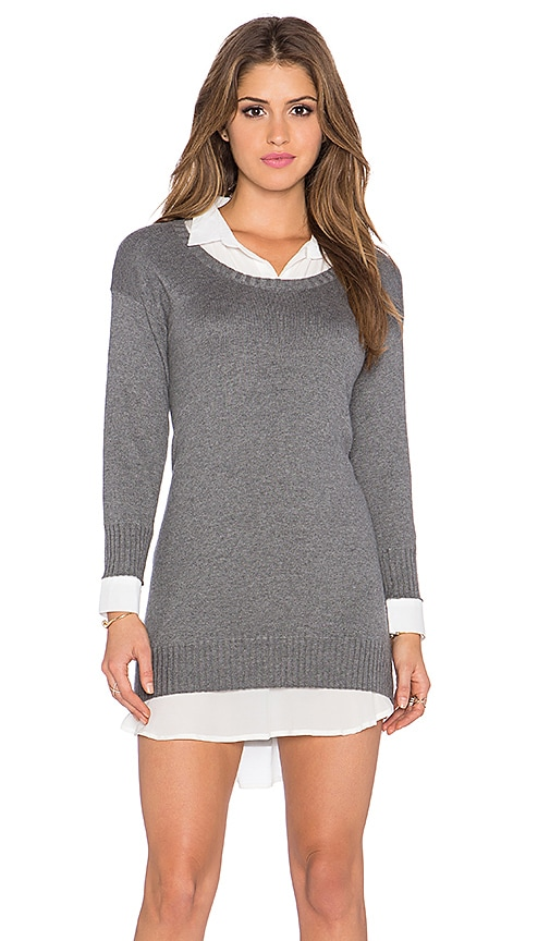 Cambridge Layered Sweater Dress