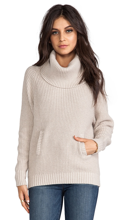 Beaverton Cowl Neck Pullover