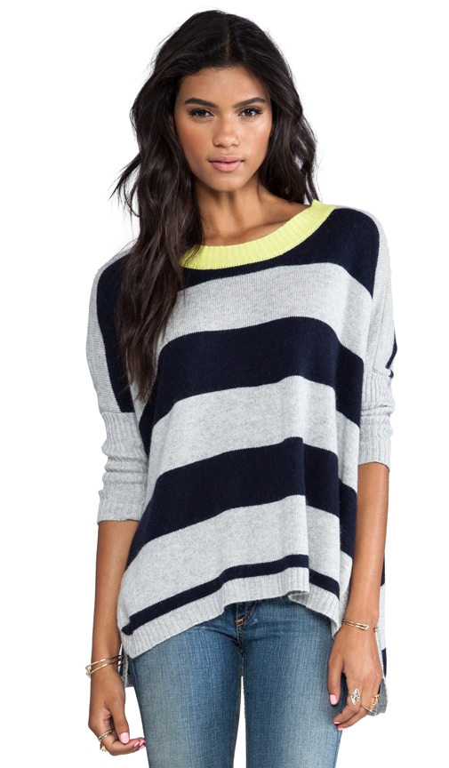 Franklin Striped Sweater
