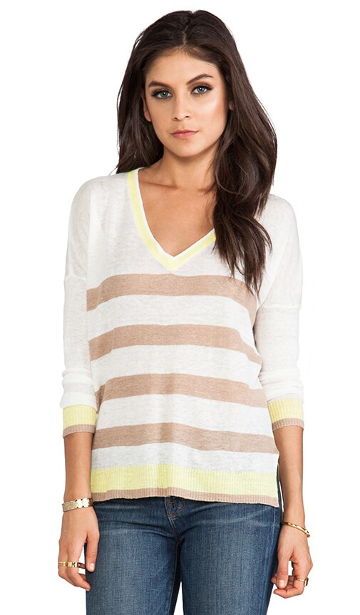 Zanzibar Stripe Sweater