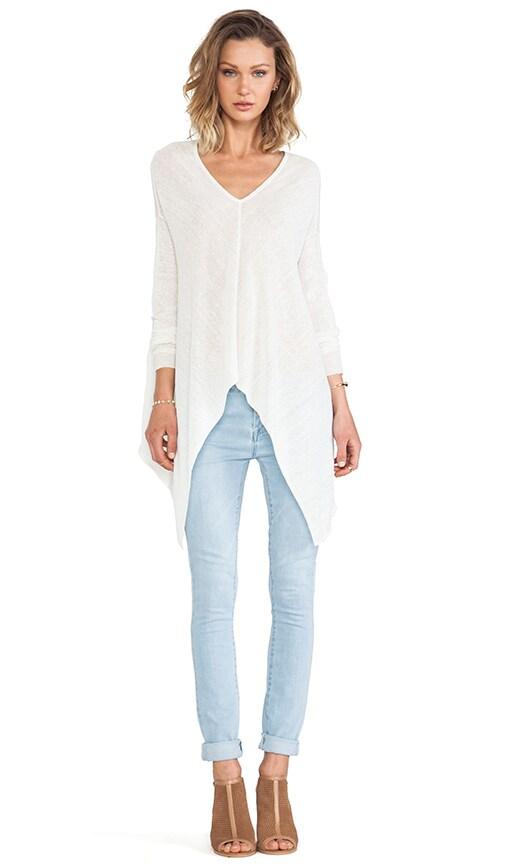 Santiago Asymmetric Hem Sweater