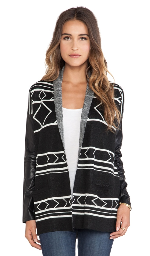 Buffalo Tribal Cardigan