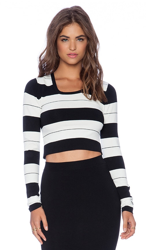 Noho Crop Sweater