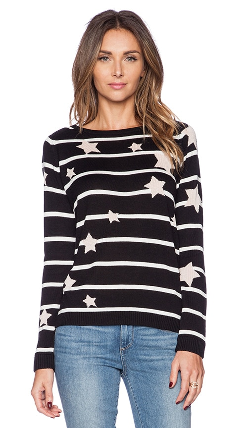 Star Stripe Sweater