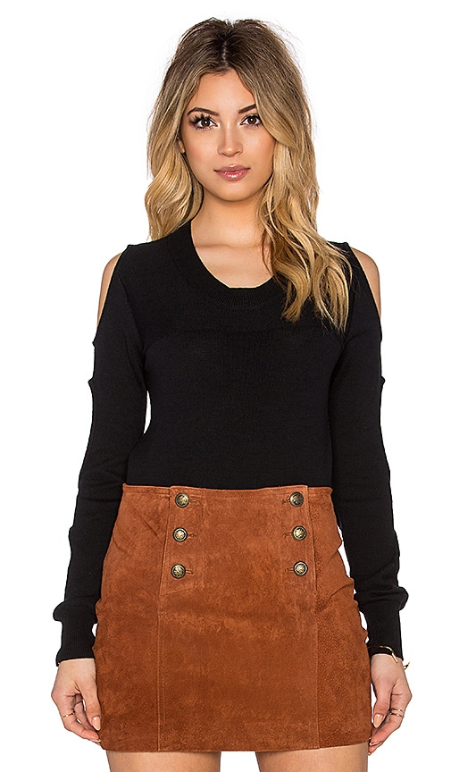 Jones Cut Out Sweater
