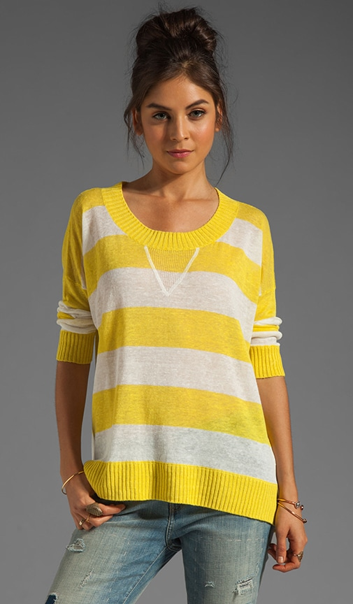 Texarkana Striped Pullover