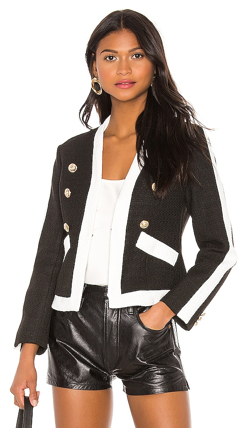 L'Horizon Two Tone Jacket