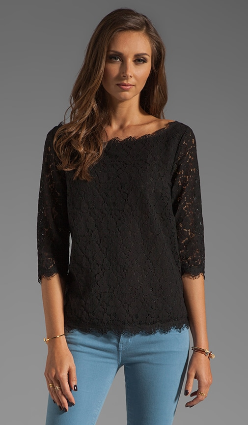 Nantucket Lace Top