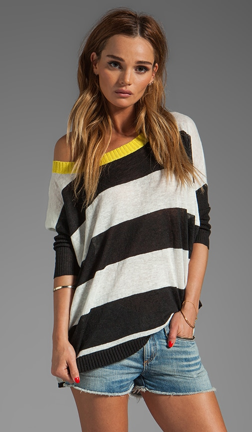 Chapel Hill Striped Top
