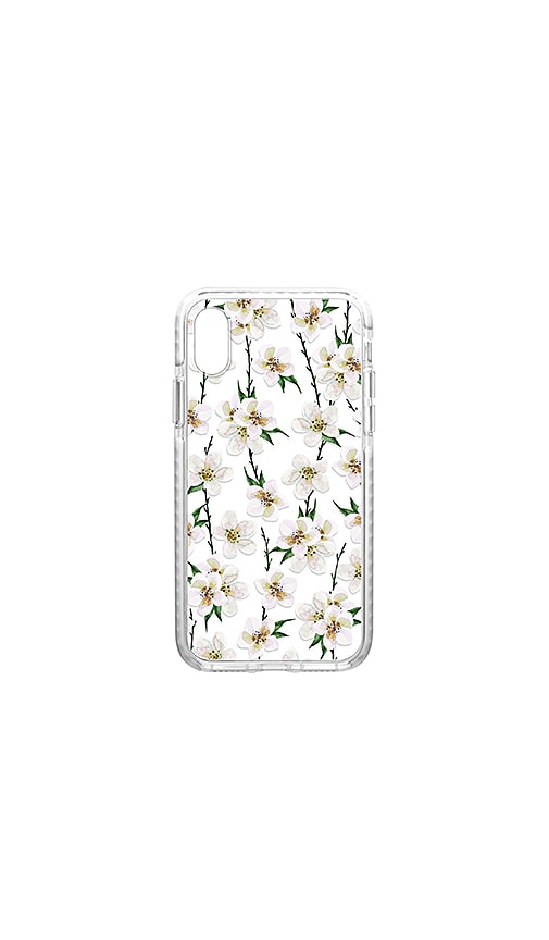 CASETIFY White Floral Iphone 6/7/8 Case