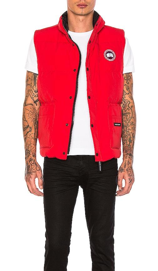 Freestyle Poly-Blend Vest