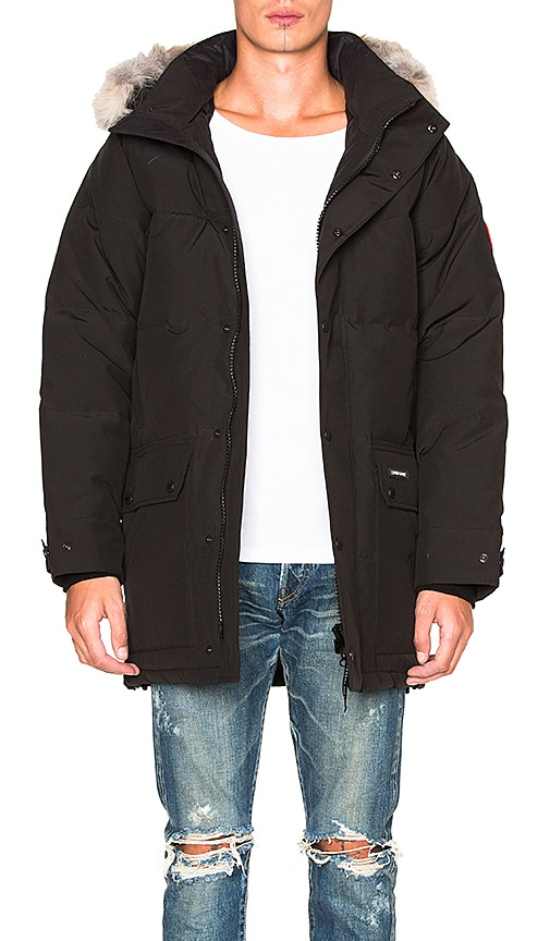 Emory Parka with Coyote Fur