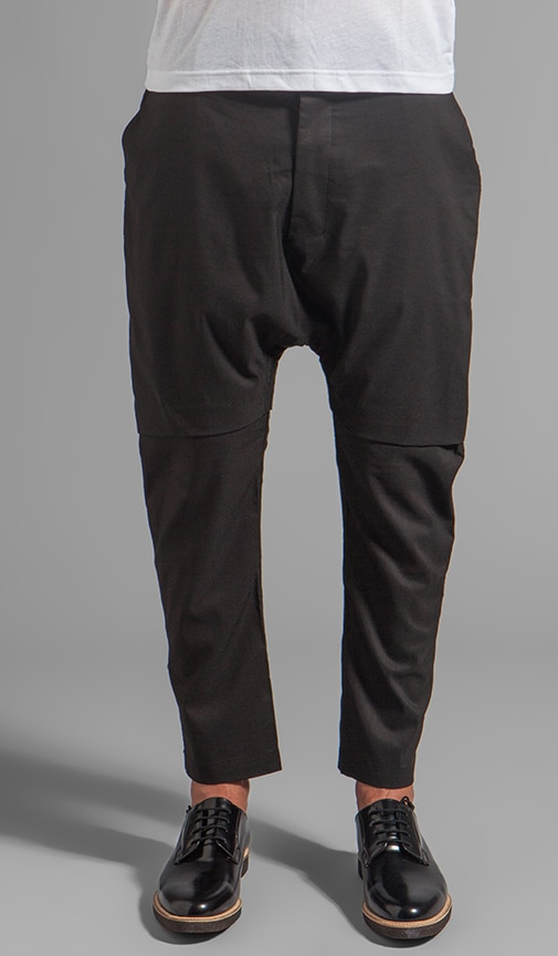 Xaiver Layered Drop Seat Pant