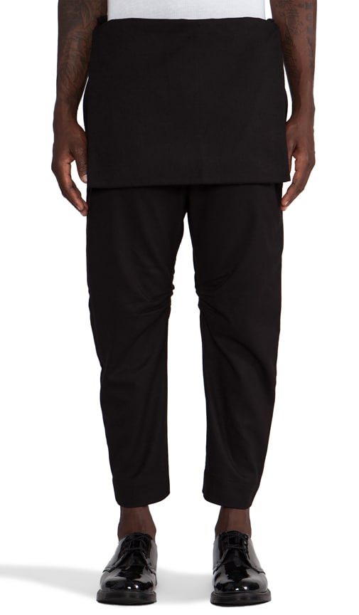 Shando Front Panel Pant