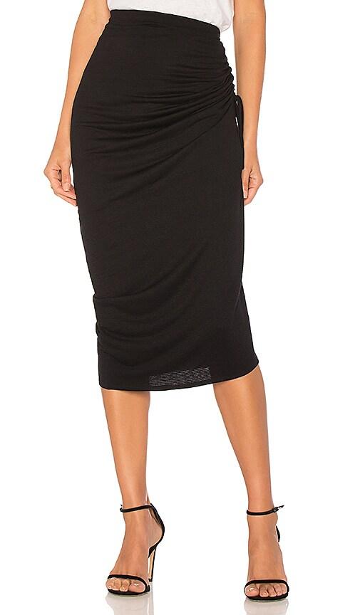 CHARLI Annalise Skirt in Black