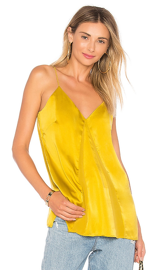 CHARLI Misa Cami in Mustard