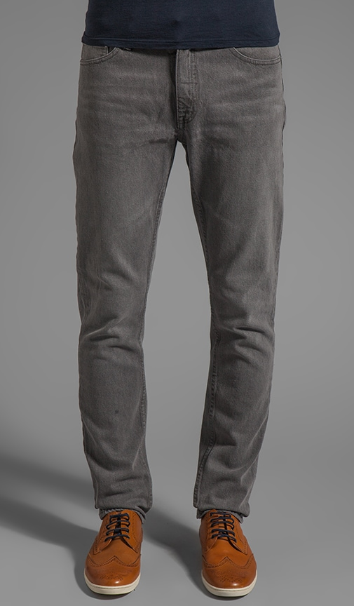 High Slim Jeans