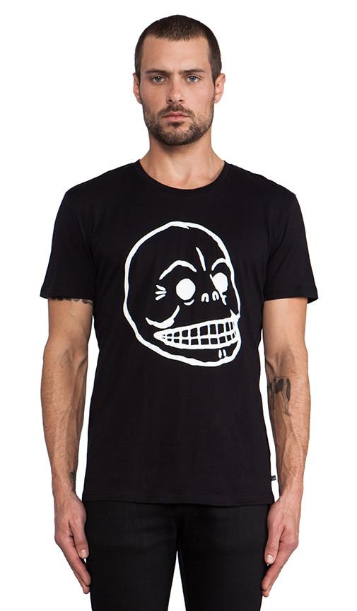 Bruce Printed Skull Tee
