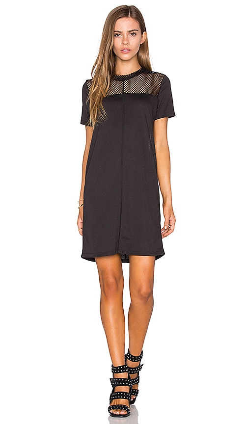Cheap Monday Swip Dress in Black