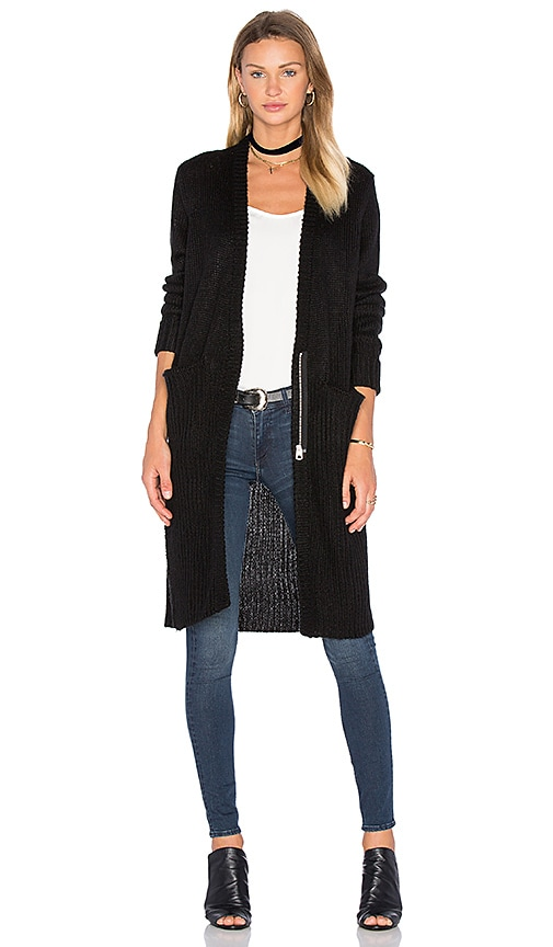 Cheap Monday Hook Cardigan in Black
