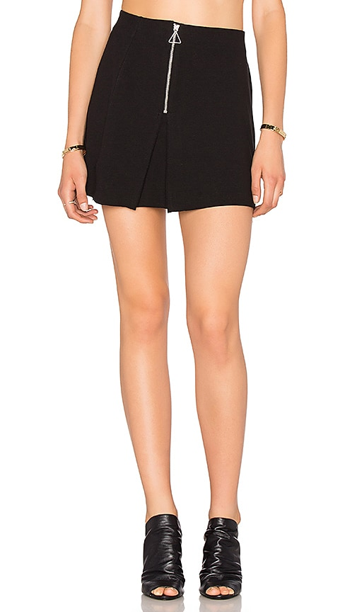 Cheap Monday Dang Skirt in Black