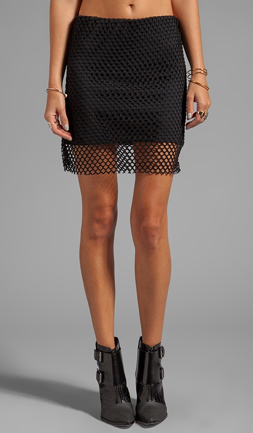 28928a93a0 Cheap Monday Pixie Skirt in Black | REVOLVE