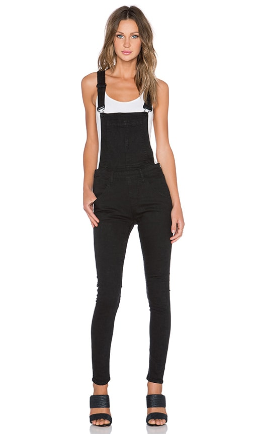 aaaceb744 Cheap Monday Dungaree Overall in Black | REVOLVE