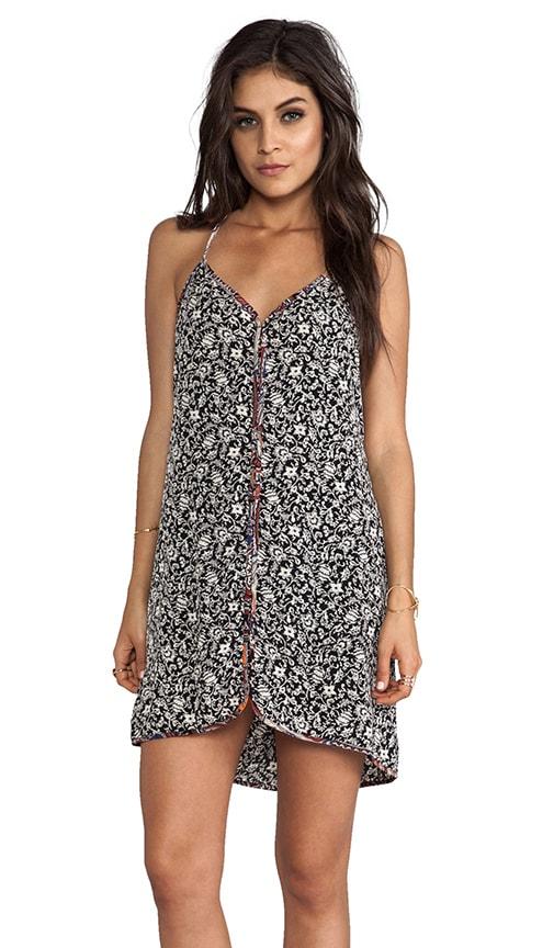 T-Strap Mini Dress