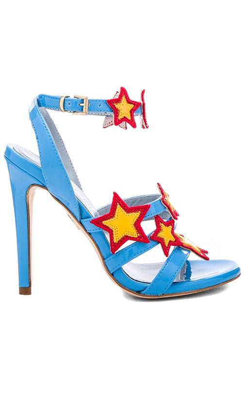 Chiara Ferragni Patent Strappy Heel