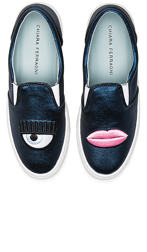 Piercing Slip On Sneaker