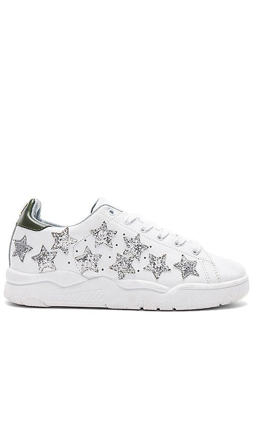 Chiara Ferragni contrast star sneakers wholesale online fX7lJH
