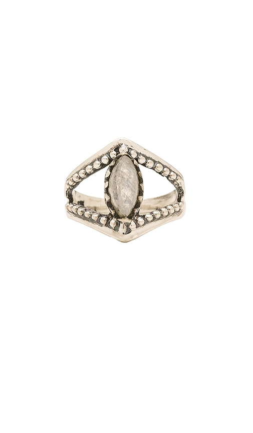 Child of Wild Astra Ring in Metallic Silver