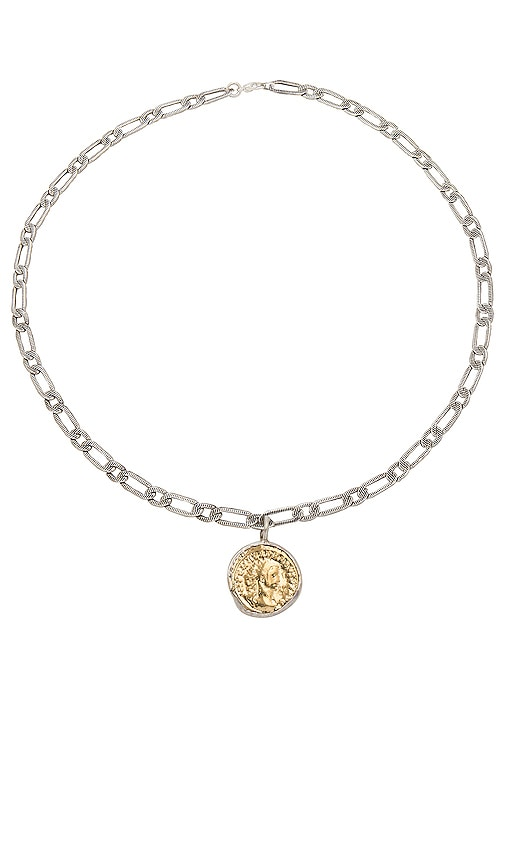 Aurelian Coin Necklace