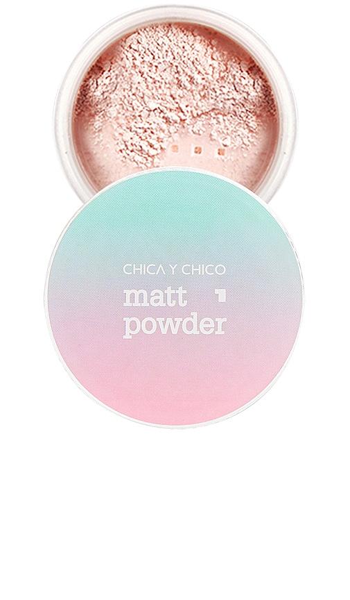 CHICA Y CHICO Matte Powder in Pink