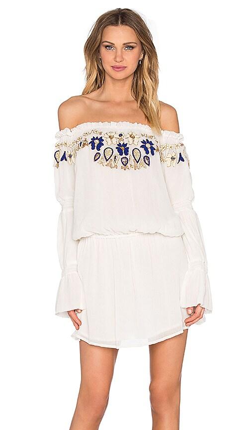 Chloe Oliver The Breakwater Dress in White