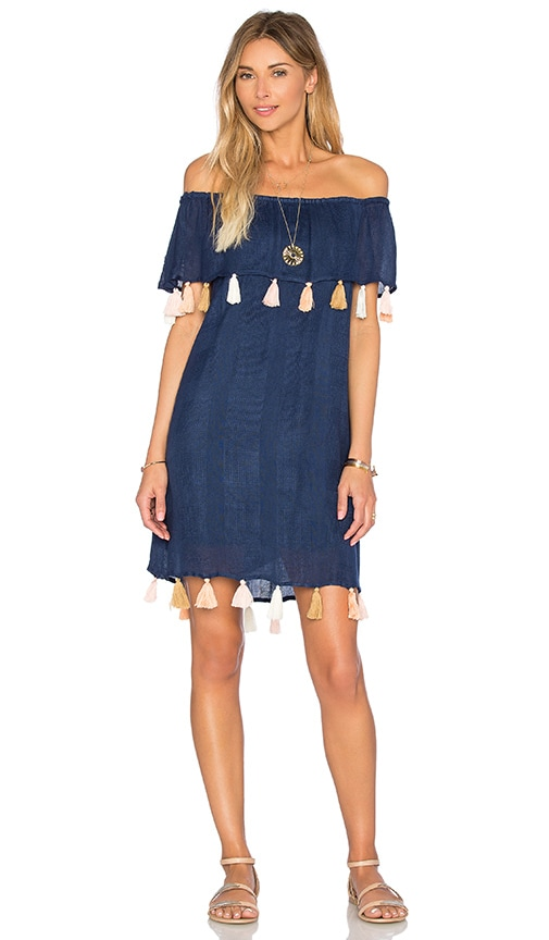 Chloe Oliver Palm Beach Dress in Navy