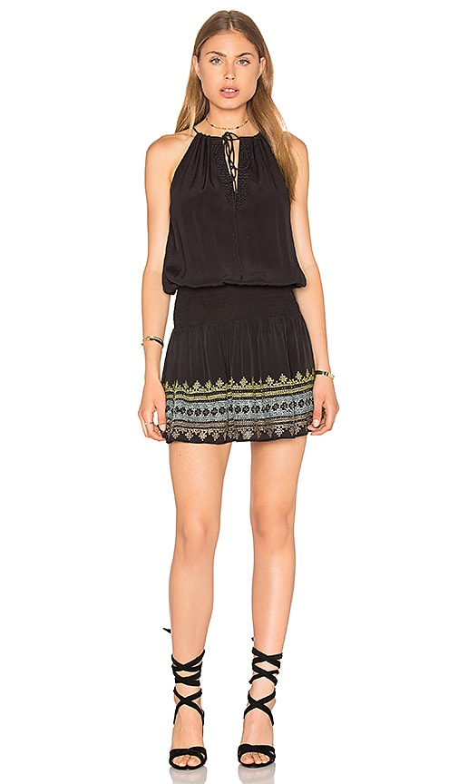 Chloe Oliver South Beach Dress in Black